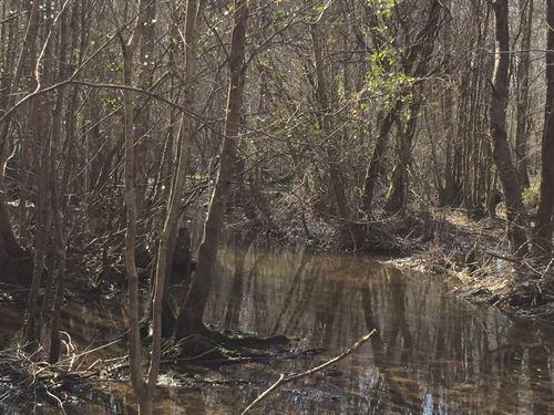 Brier Creek 2 : Blythe : Richmond County : Georgia