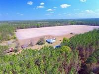 109 Acre Aged Farm : Jesup : Wayne County : Georgia