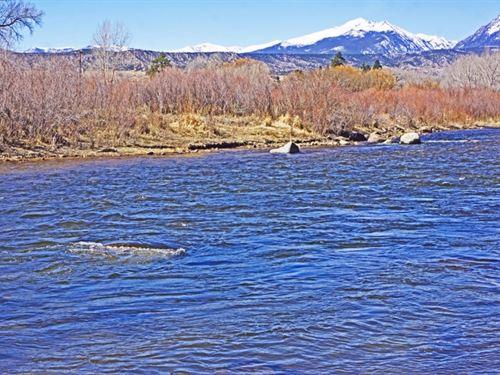 4768523 Arkansas River Frontage : Salida : Chaffee County : Colorado
