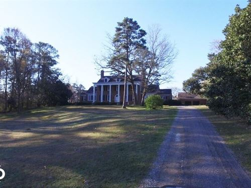 Old Stage Road Estate : Edgefield County : South Carolina