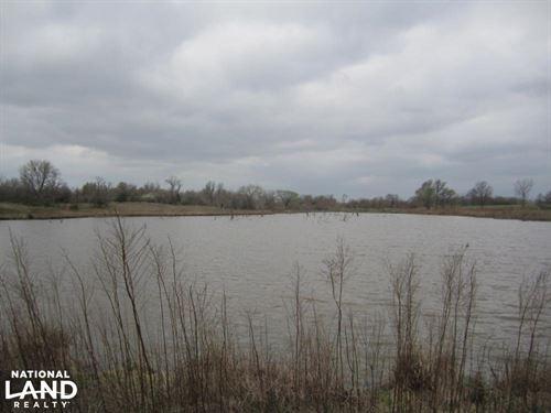 Neosho County Lake Property : Chanute : Neosho County : Kansas