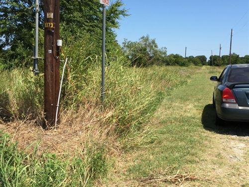 .19 Acres In Eustace, TX : Eustace : Henderson County : Texas