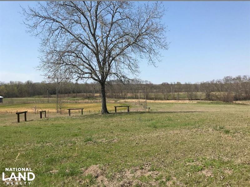 Buttahatchee River Horse Farm : Land for Sale : Beaverton ...