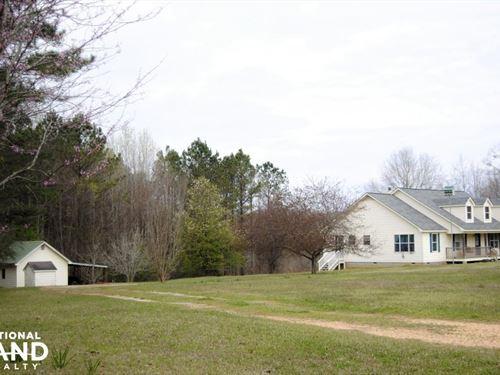 Jefferson Tract : Demopolis : Marengo County : Alabama