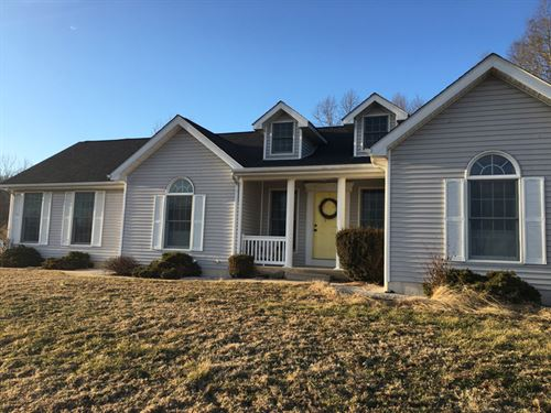 Hunting Farm With 3Br Home : Kampsville : Calhoun County : Illinois