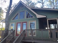 Lake Treehouse & Hunting Land : Ft Gaines : Clay County : Georgia