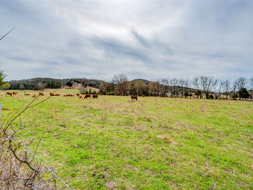 21 Ac With Excellent Build Site : College Grove : Rutherford County : Tennessee