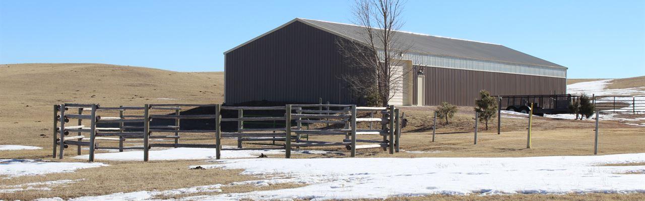 The Perfect Horse Farm