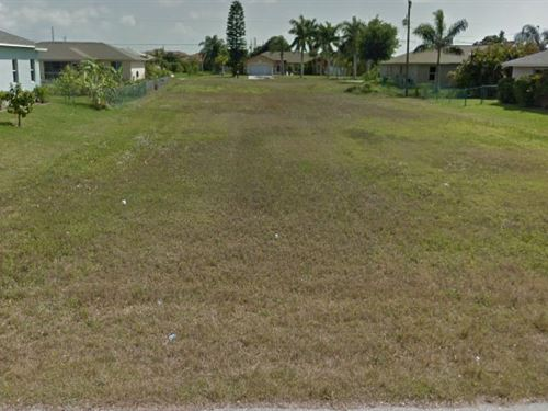 Lee County, Florida $82,000 Neg : Cape Coral : Lee County : Florida