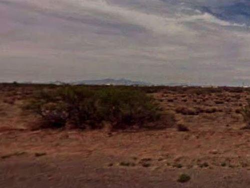 Luna Co, New Mexico $160,000 Neg : Deming : Luna County : New Mexico