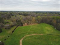 Build Site With Acreage : Madison : Morgan County : Georgia