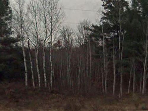 Bayfield Co, Wisconsin $79,900 Neg : Solon Springs : Bayfield County : Wisconsin