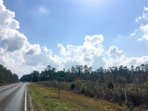 87 Ac Highway 62 : Buna : Jasper County : Texas