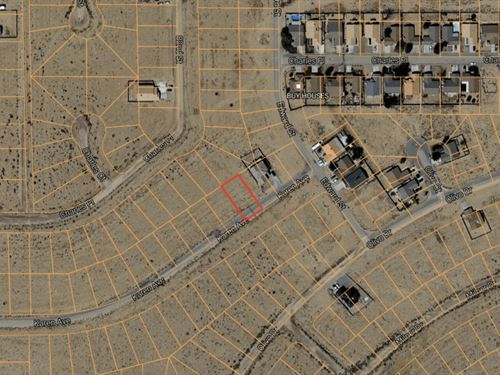 .17 Acres In California City, CA : California City : Kern County : California