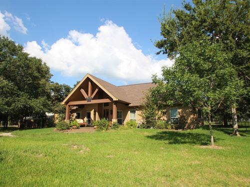 Chappel Way : Richards : Montgomery County : Texas