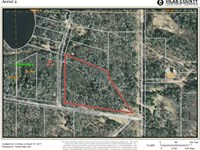 Quiet Wooded Corner Lot : Winchester : Vilas County : Wisconsin