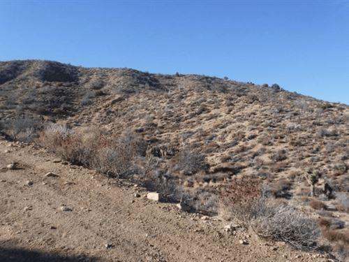 Adjacent, Road Access, Pinon Hills : Pinon Hills : San Bernardino County : California