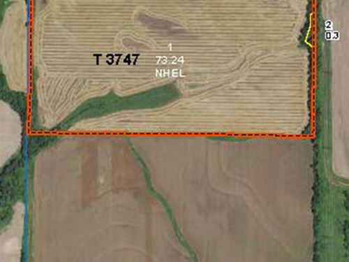 Lender-Owned 73 Ac Quality Tillable : Oxford : Sumner County : Kansas