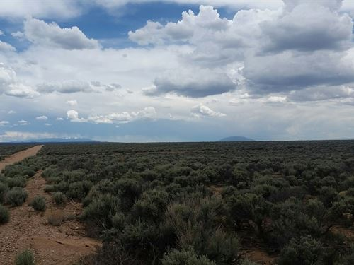 5 Acres Trinchera Creek Estates : Blanca : Costilla County : Colorado
