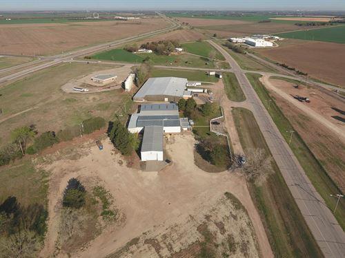 Stinger Ltd : Haven : Reno County : Kansas