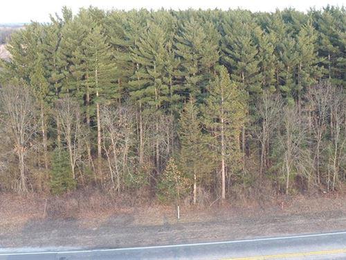 Beautiful Buildable Lot In Kingston : Kingston : Green Lake County : Wisconsin