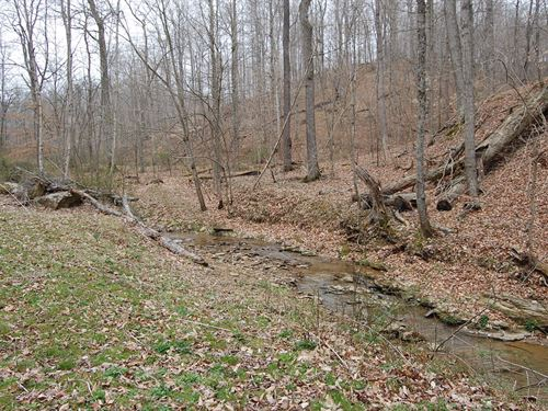 Hocuk Rd - 104 Acres : Patriot : Gallia County : Ohio