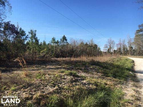 Finklea Home Site Lot : Horry : South Carolina