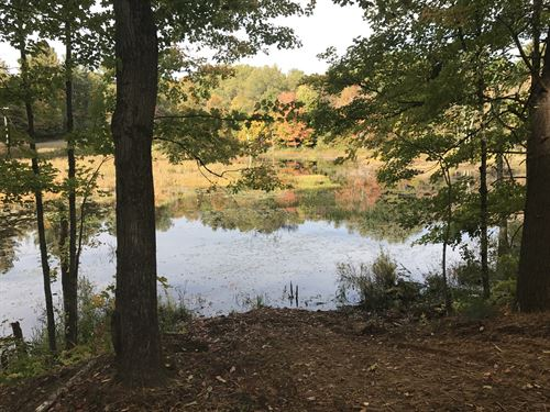 Whispering Pines On Allen Pond : Williamstown : Oswego County : New York