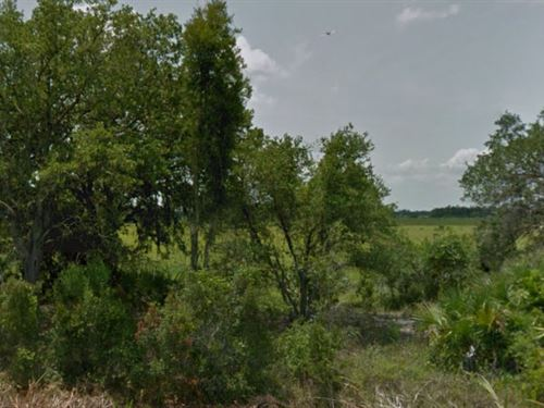 Glades County, Florida $27,500 Neg : Alford City : Glades County : Florida
