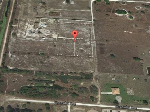 Hendry County, Fl $145,000 Neg : Clewiston : Hendry County : Florida