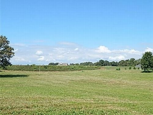 32 Acres W/ Workshop In Madison Cou : Flora : Madison County : Mississippi