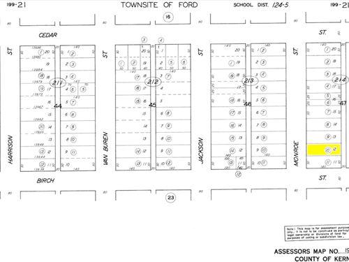 .16 Acres In Taft, CA : Taft : Kern County : California