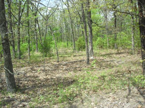58.87 M/L Acres : Tahlequah : Cherokee County : Oklahoma