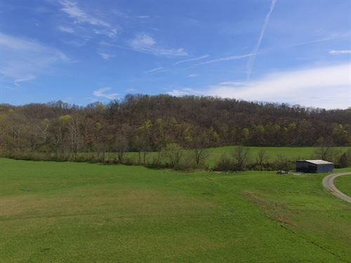 14+ Unrestricted Acres With Creek : Newport : Cocke County : Tennessee