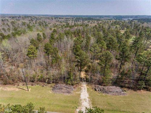 Beautiful 7.3 Acres With Driveway : Buckhead : Morgan County : Georgia
