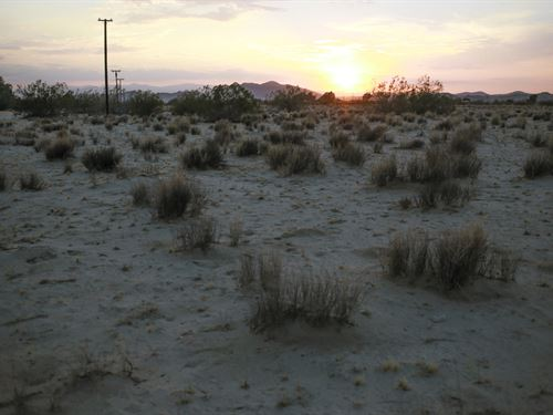 Amazing Spot In 29 Palms : Twentynine Palms : San Bernardino County : California