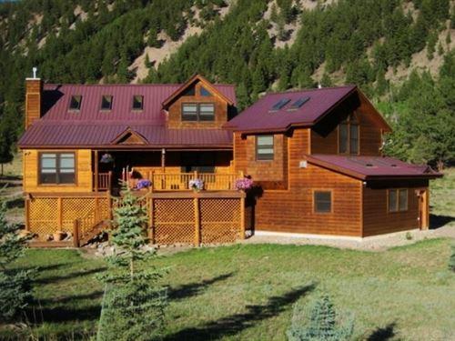Colorado Treasure : Lake City : Hinsdale County : Colorado
