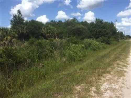 Okeechobee County, Florida $15,000 : Okeechobee County : Florida