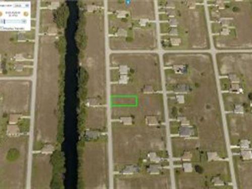 Lee County, Florida $24,000 : Cape Coral : Lee County : Florida