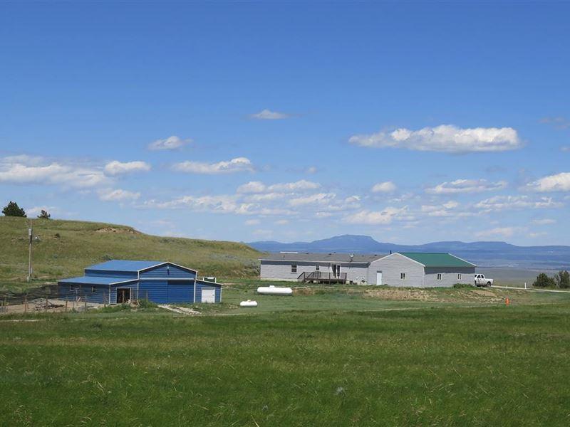 Taylor Ranch : Upton : Weston County : Wyoming