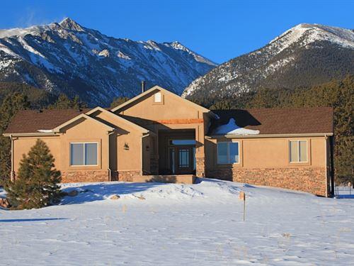 4917553 Stunning 360 Degree Views : Nathrop : Chaffee County : Colorado