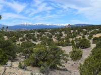 Mountain Vista Recreational Land : Gardner : Huerfano County : Colorado