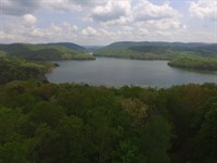 Look Out Over Norris Lake : New Tazewell : Claiborne County : Tennessee