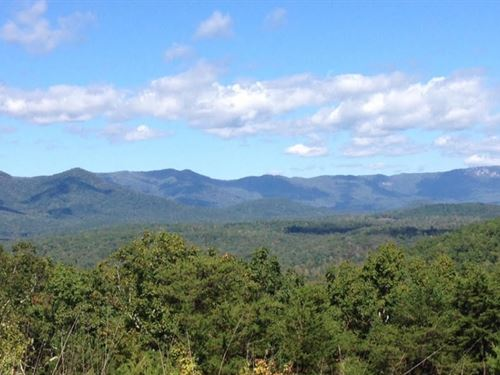 110.00 Acres Great Hunting Or Recr : Pickens : South Carolina
