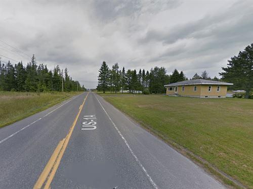 39.67 Acres In Limestone, ME : Limestone : Aroostook County : Maine