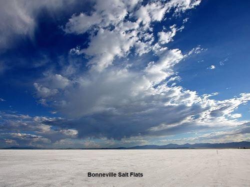320 Acres In Box Elder Utah : Wendover : Box Elder County : Utah