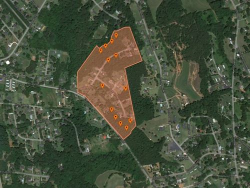 Pickens Residential Development Opp : Pickens : South Carolina