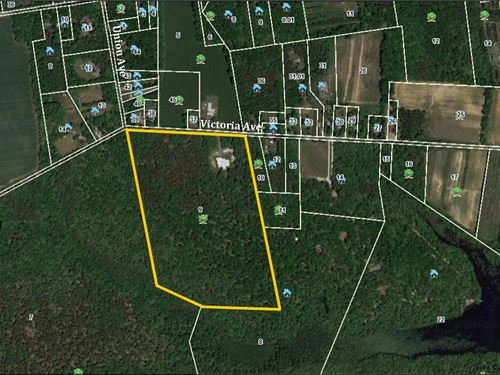 52+/- Acres With Commercial Bldg : Newfield : Gloucester County : New Jersey