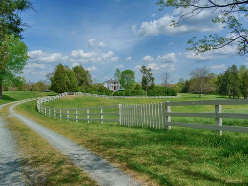 Red Bank Plantation : Fork Union : Fluvanna County : Virginia