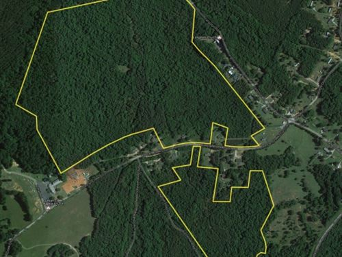 139.00 Acres Hunting / Recreationa : Clinton : Laurens County : South Carolina